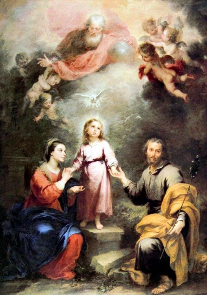 Saint Joseph, protecteur de l'Eglise