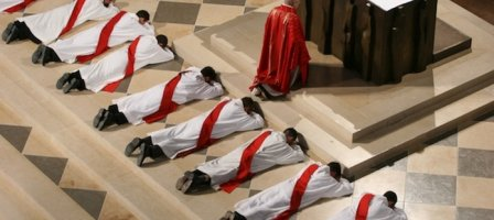 Prions pour l'ordination de Ludovic