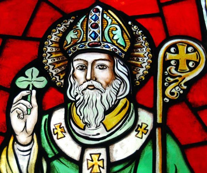 Le 17 mars : Saint Patrick