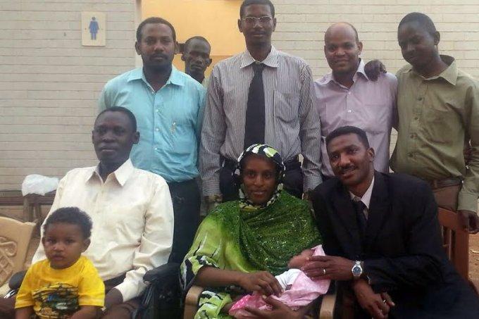 Soudan : la jeune chrétienne Meriam de nouveau arrêtée