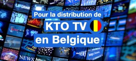 Prions Pour le maintien de KTO TV en Belgique !