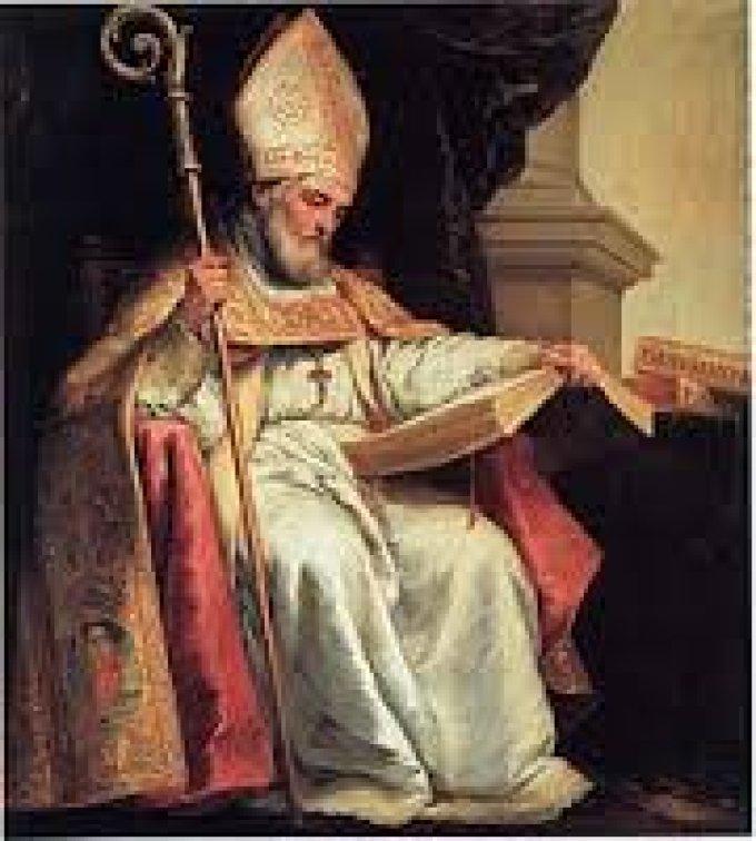 Le 4 avril : Saint Isidore de Séville