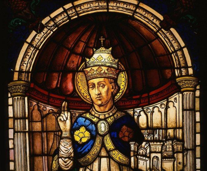 Le 6 avril : Saint Célestin Ier