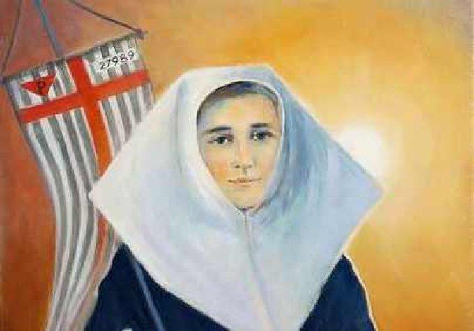 Le 9 avril : Bienheureuse Célestine Faron