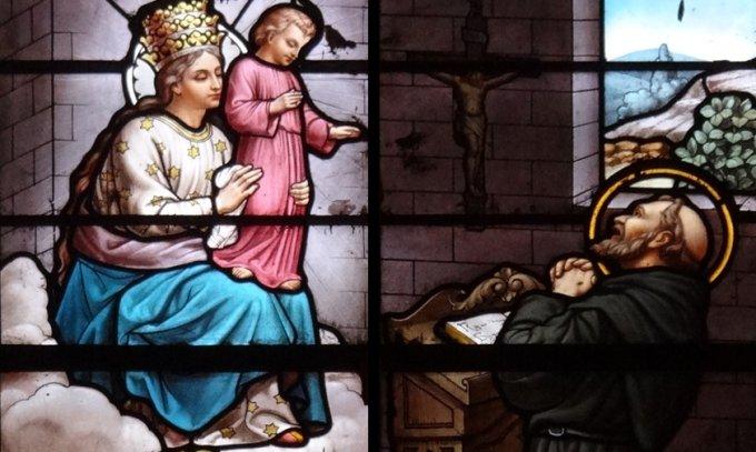 Samedi 9 avril : Prière proposée par le Père Hervé Soubias, curé-recteur du sanctuaire