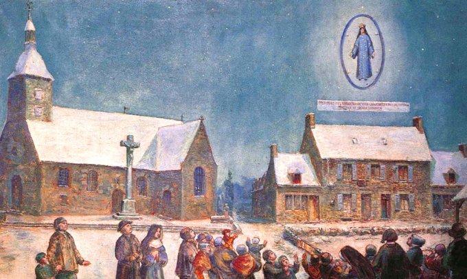 Samedi 16 avril : Prière proposée par le Père Henri-Michel Ledauphin