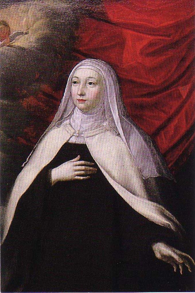 18/04: Bienheureuse Marie de l'Incarnation