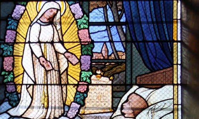 Samedi 23 avril : Prière proposée par le Frère Jean-Emmanuel de Gabory