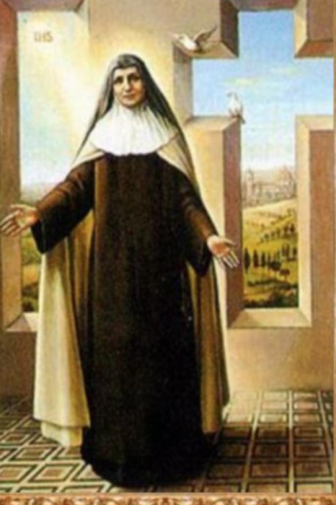 23/04 : Bienheureuse Thérèse-Marie de la Croix
