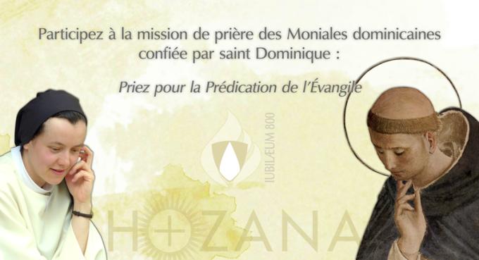 800ème ANNIVERSAIRE DE L'ORDRE DES PRÊCHEURS: prions avec...saint Antonin de Florence!