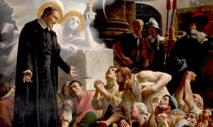 Samedi 30 avril : Prière proposée par Michèle Rivière de Précourt