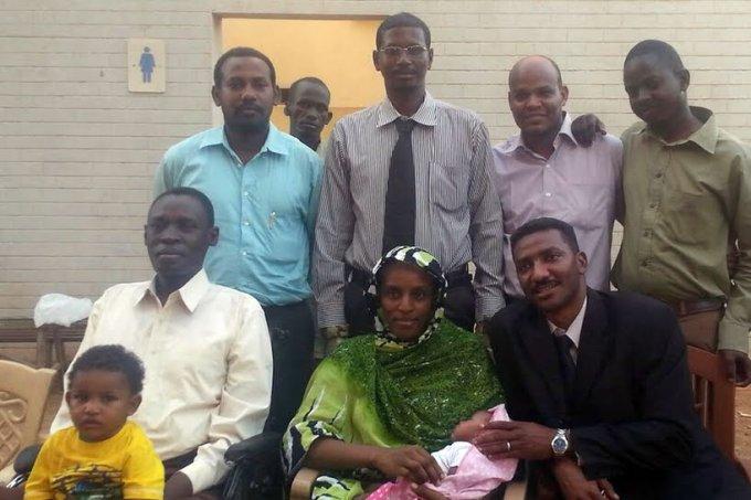 Soudan: Meriam toujours réfugiée à l'ambassade américaine