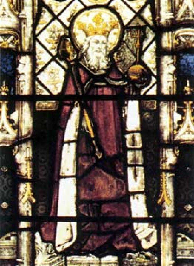 Le 6 mai : Saint Edbert