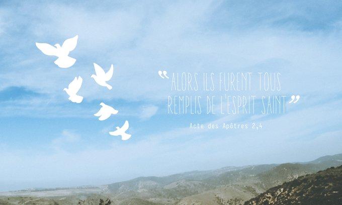 Lettre n°15 : Belle fête de la Pentecôte