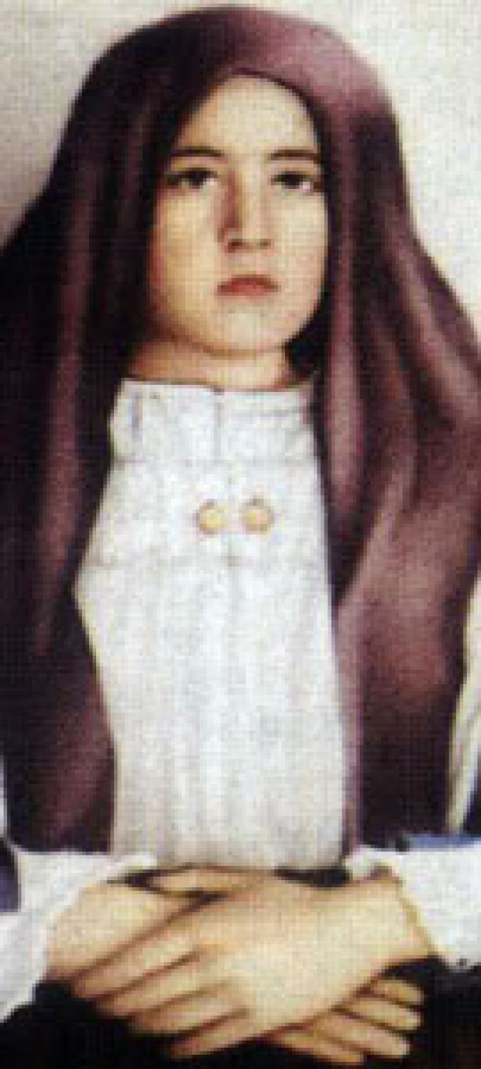 Le 17 mai : Bienheureuse Antonina Mesina