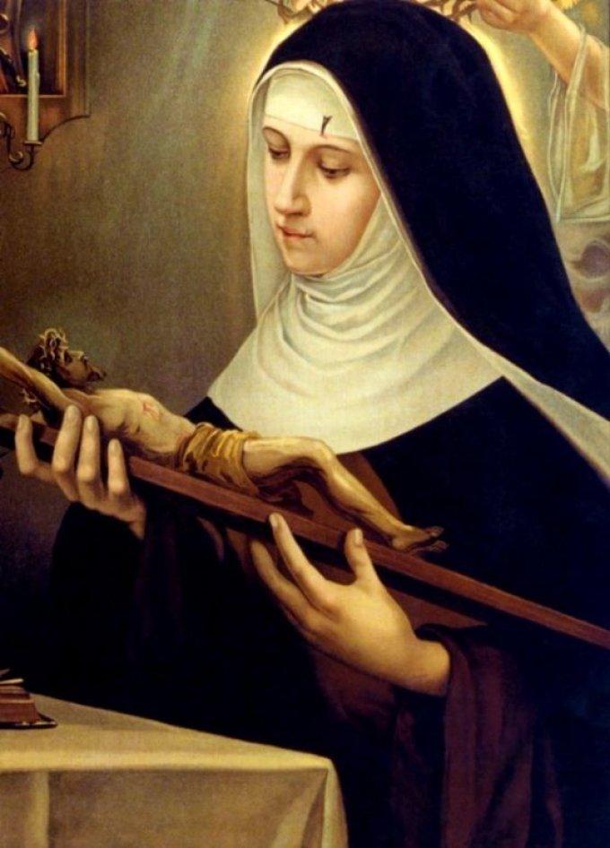 Le 22 mai : Sainte Rita