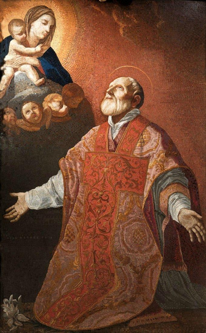 Le 26 mai : Saint Philippe Néri