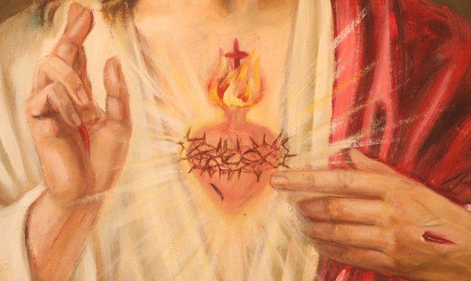 Samedi 4 juin : Prière proposée par le Père Benoit Guedas, recteur de Paray-le-Monial