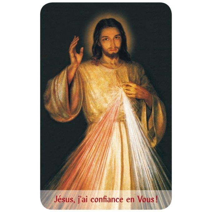 """""""Ô Sang et Eau, qui avez jailli du Coeur de Jésus comme source de miséricorde pour nous, j'ai confiance en Vous!"""