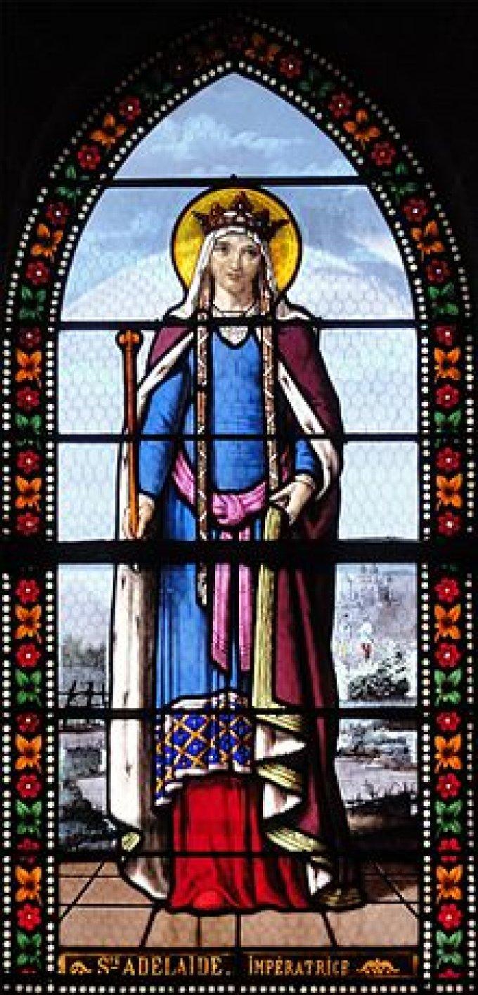 Le 11 juin : Sainte Adélaïde