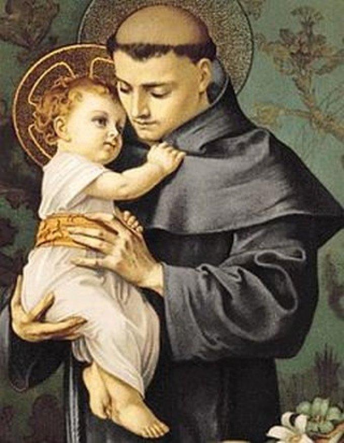 Le 13 juin : Saint Antoine de Padoue