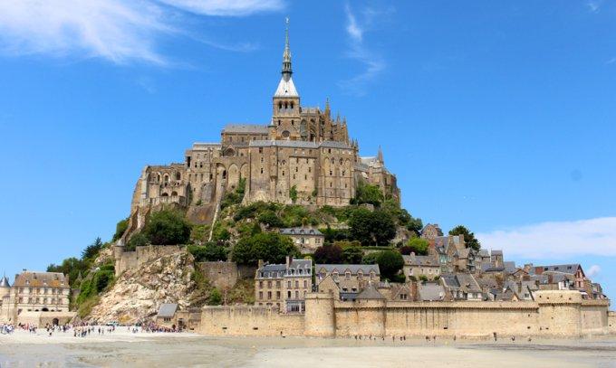 Samedi 18 juin : Prière proposée par le Père André FOURNIER, recteur du sanctuaire le Mont-Saint-Michel