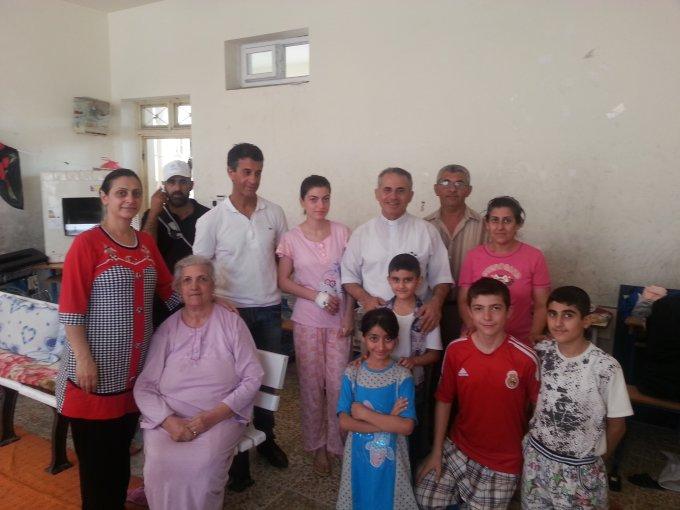 Jour 8 - Prions pour les chrétiens d'Irak confrontés à la menace du terrorisme