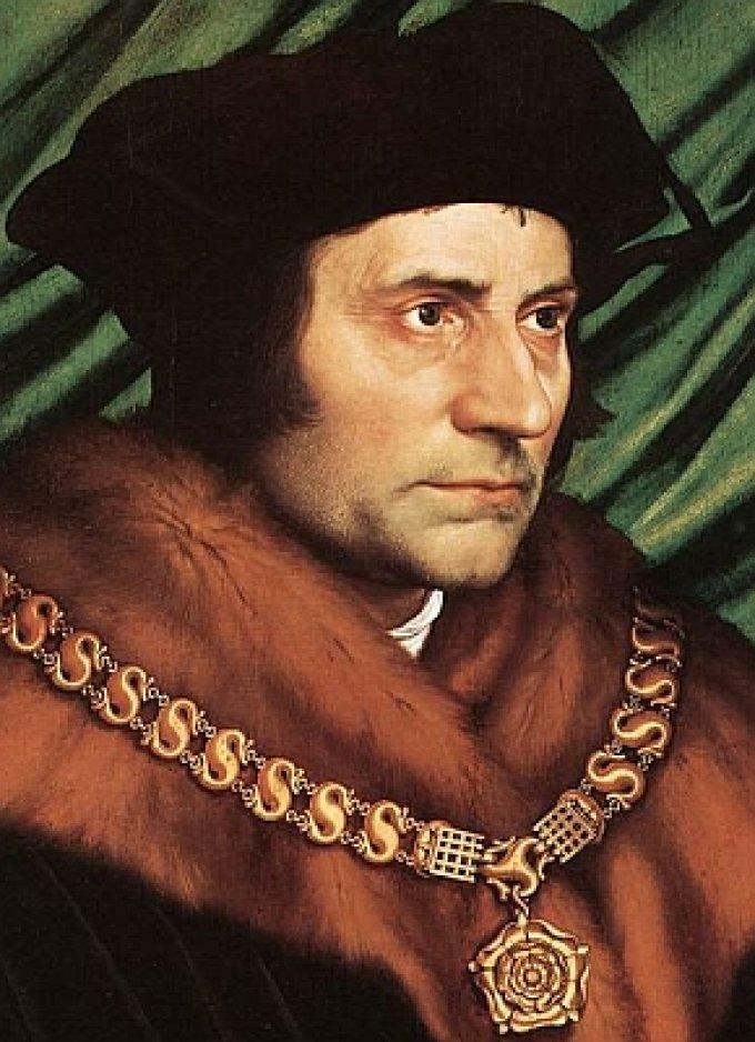Le 22 juin : Saint Thomas More