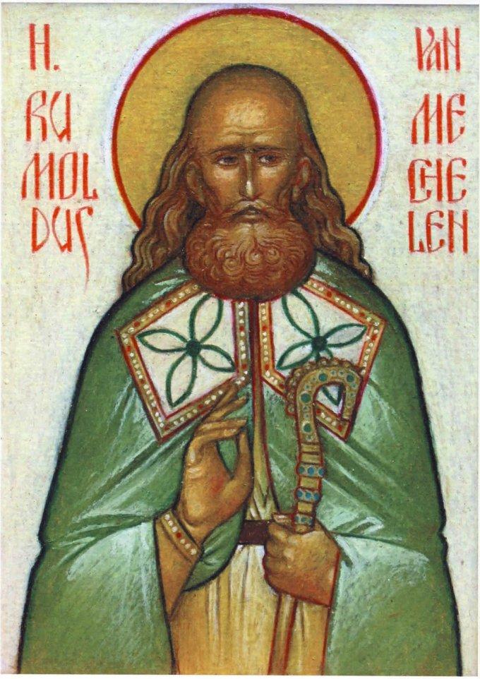 Le 24 juin : Saint Rombaut