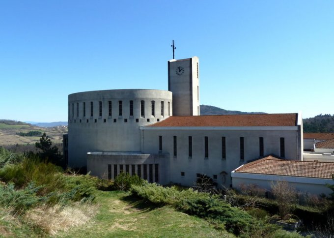 Monastère de Randol (années 1970, France)