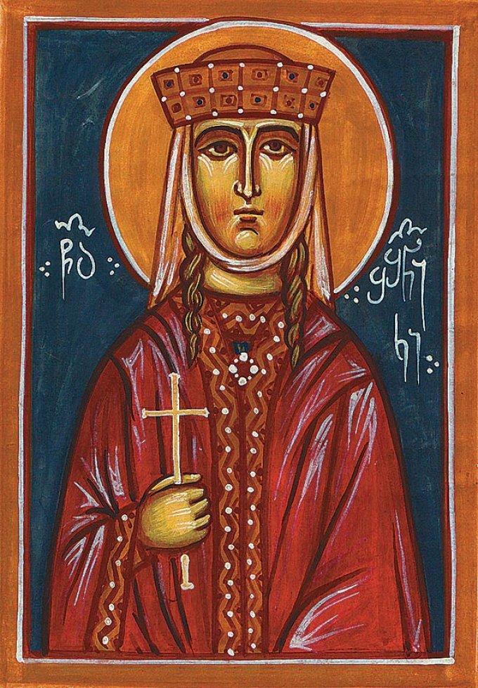 Le 29 juin : Sainte Sousannik
