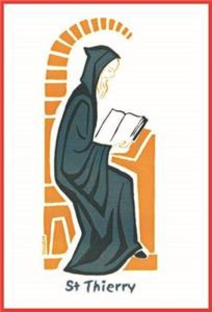 Le 1er juillet : Saint Thierry