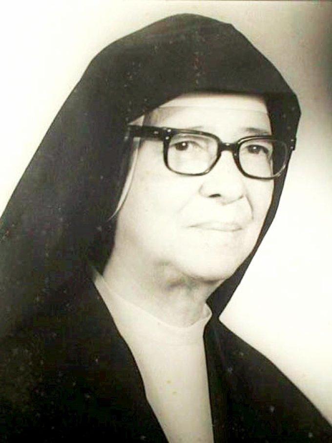 Le 7 juillet : Bienheureuse Maria Romero Meneses