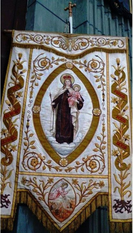 9 juillet - Jour 2 de la Neuvaine à la Vierge du Carmel : sous le manteau de Notre-Dame du Mont Carmel