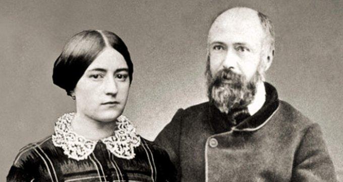 Le 12 juillet : Saints Louis et Zélie Martin