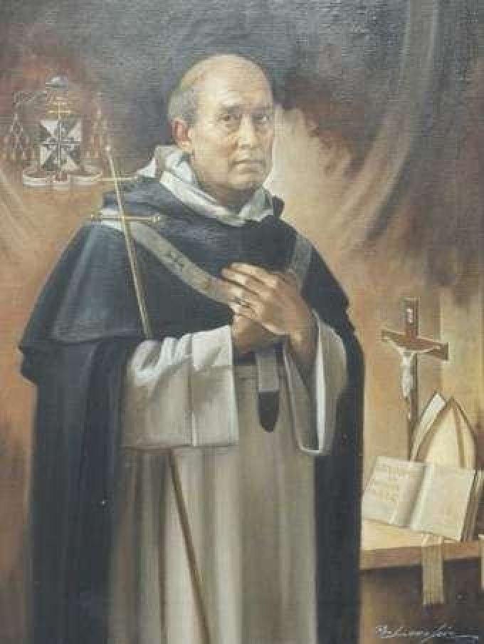 Le 16 juillet : Bienheureux Barthélémy des Martyrs