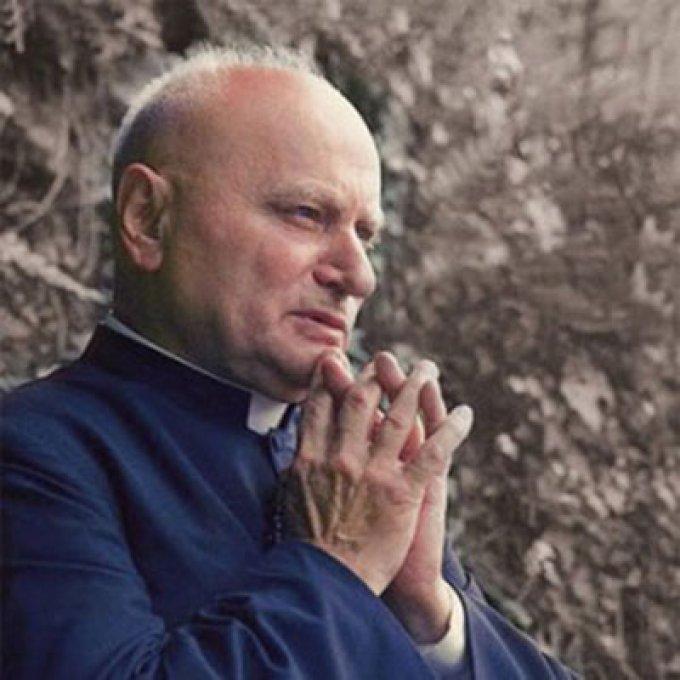 Le 20 juillet : Bienheureux Luigi Novarese
