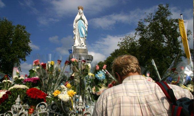 Samedi 16 juillet : Prière proposée par le Père André Cabes