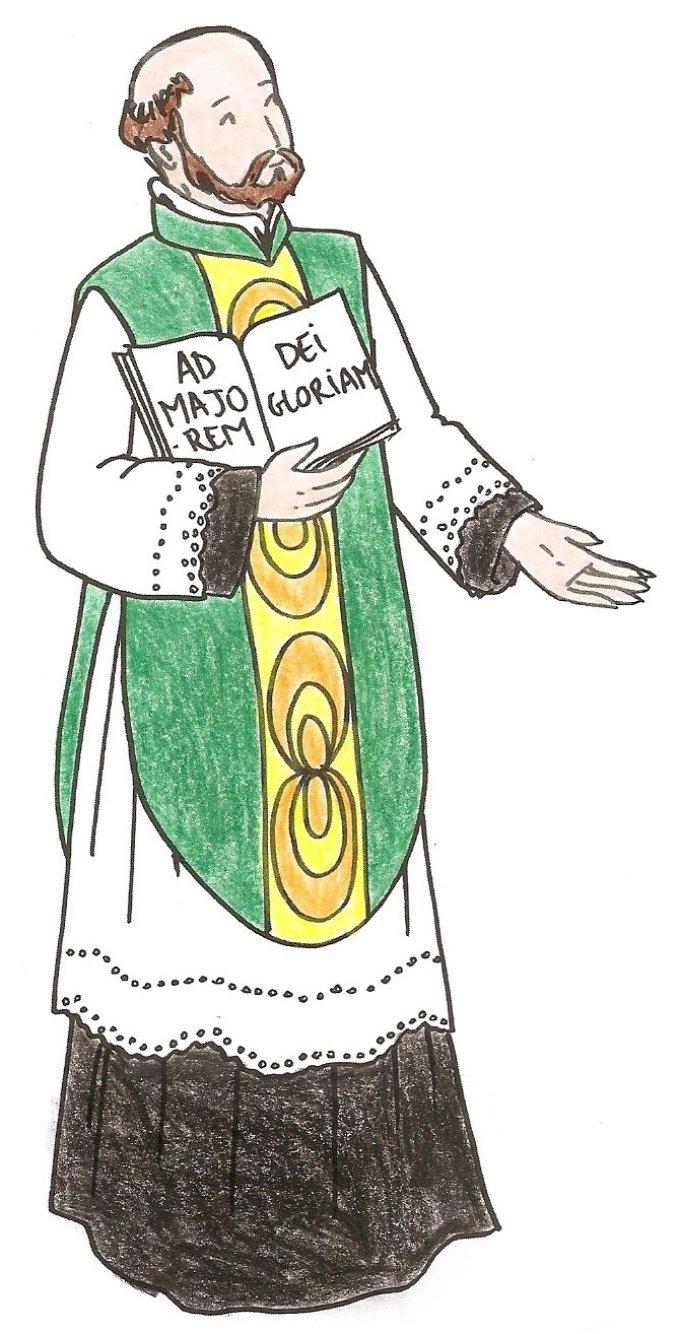 Le 31 juillet : Saint Ignace de Loyola