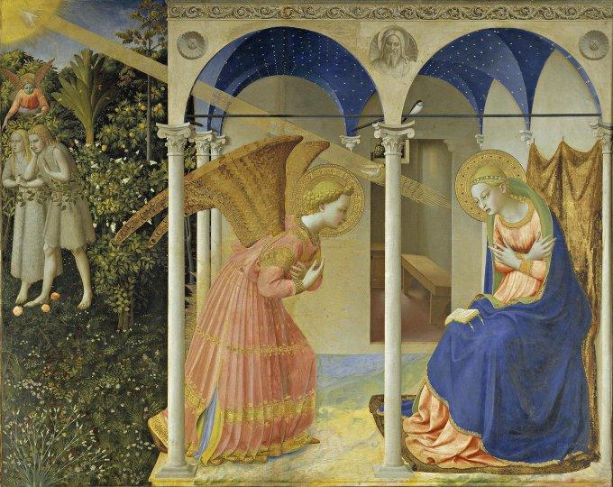 Los Misterios Gozosos: La Anunciación - Meditación de Benedicto XVI