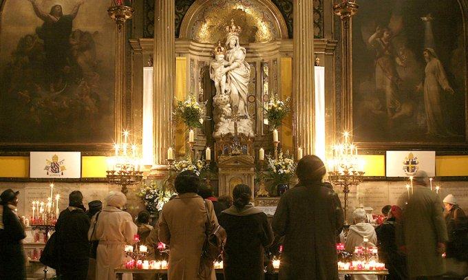 Samedi 30 juillet : Prière proposée par le Père Hervé Soubias