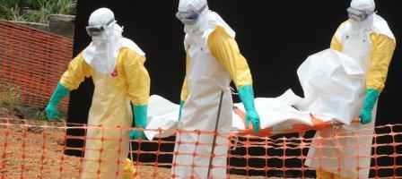 Prions pour L'Afrique frappée par le virus ébola