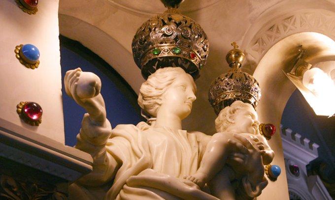 Samedi 26 mars : Prière proposée par le Père Ludovic Frère, recteur du sanctuaire