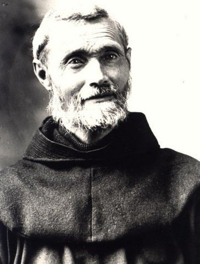 Le 4 août : Bienheureux Frédéric Janssoone