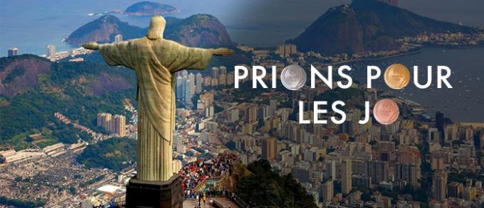 Prions pour les JO de Rio