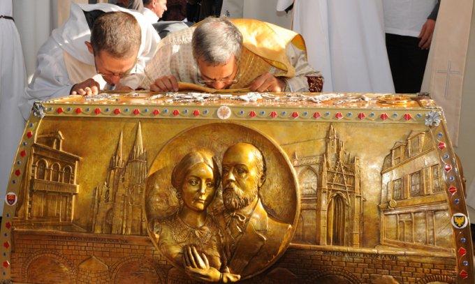 Samedi 13 août : Prière proposée par le Père Jean-Marie Simar