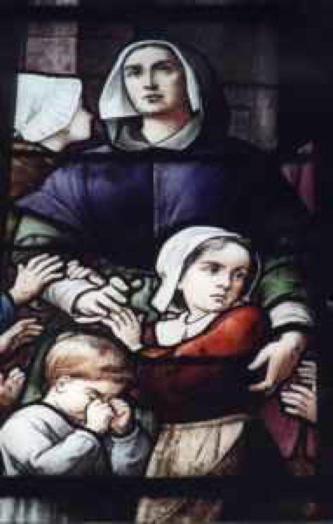 Le 17 août : Sainte Jeanne Delanoue