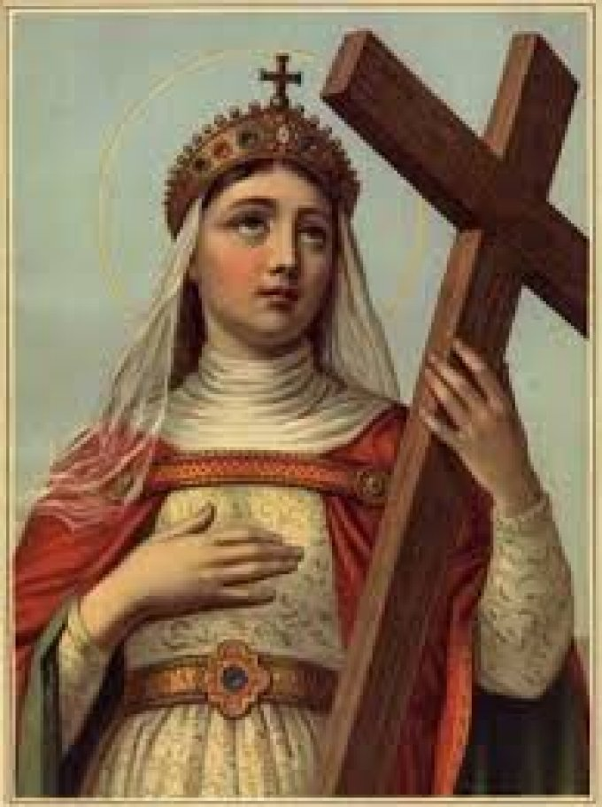 Le 18 août : Sainte Hélène