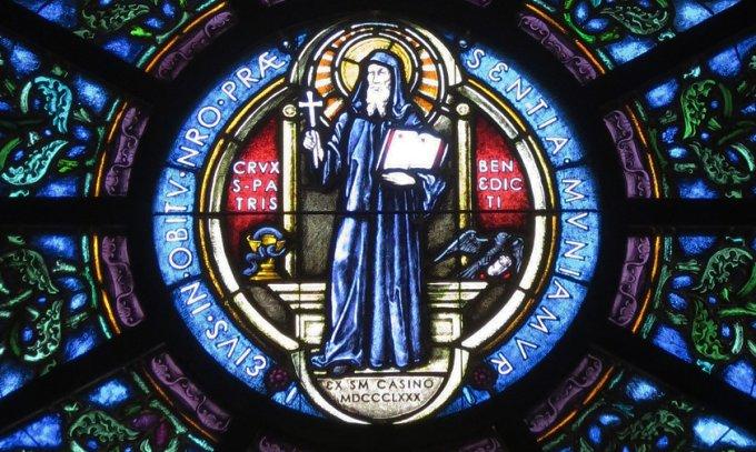 Samedi 20 août : Prière proposée par un moine de Fleury