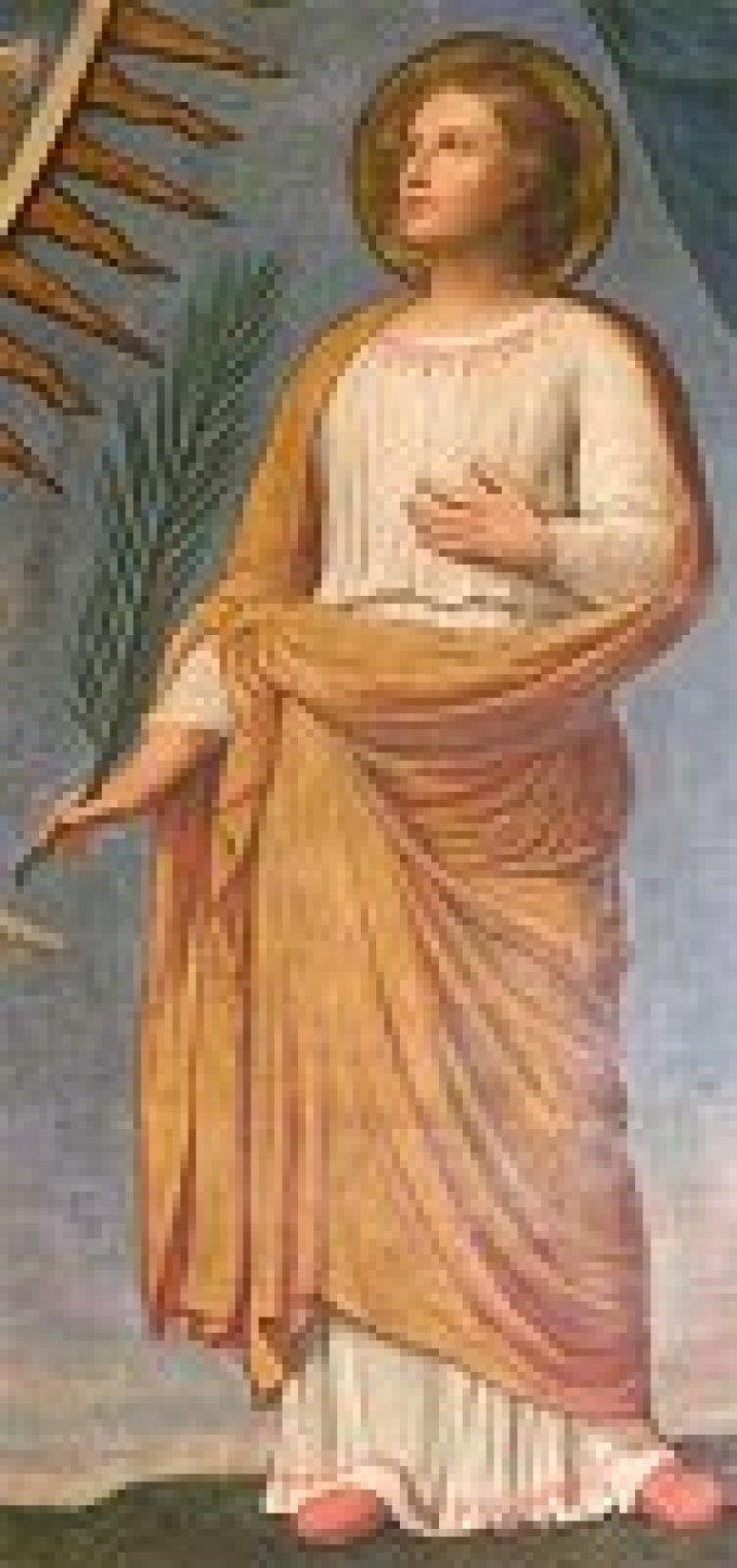 Le 22 août : Saint Symphorien d'Autun